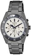 Đồng hồ nam Bulova 98B205 Analog Display Japanese Quartz Gray