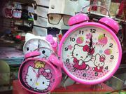 Đồng hồ báo thức hello kitty khổng lồ đáng iu DHDB47
