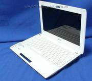 EeePC 1025C -WHI007W-WHITE -Keypoint: Pin 9-12h ; Bluetooth 3.0