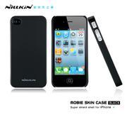 Ốp lưng iPhone 4/4s nhựa sần nillkin