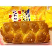 Bánh mì hoa cúc Harrys brioche tressée 515g