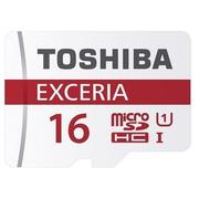 Thẻ nhớ MicroSDHC Toshiba Exceria Class 10 16GB 48MB/s (Trắng)