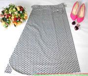 Váy chống nắng họa tiết ziczac cho mùa hè tự tin mVCN13