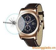 Miếng dán kính cường lực cho đồng hồ đeo tay thông minh LG Urbane W150,LG W110