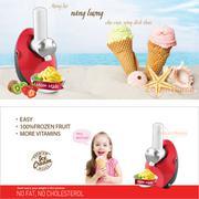 Máy làm kem trái cây Sony Mom Made HSN-MM19 (Hồng)