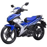Xe máy tay côn Yamaha Exciter 2015 150cc GP (Xanh xám)
