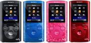MÁY NGHE NHẠC SONY  NWZ-E383 - 4GB