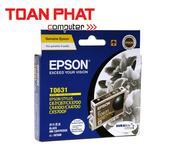 Mực in phun màu Epson T0631 - Mầu đen - Dùng cho Epson Stylus C67, C87, C87PE, C...