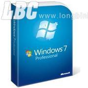 Win 7 Pro  64-bit English 3pk DSP 3 OEI DVD