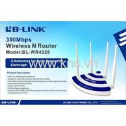 Router LBlink LB-WR4320 Wireless