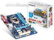 Bo mạch chủ GIGABYTE™ GA B75M-D3V