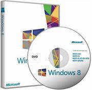 Win 8 Win32 Eng Intl 1pk DSP OEI DVD