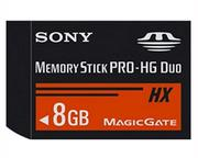 Thẻ nhớ Sony Memory Stick Pro Hg-Duo 8GB