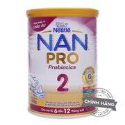 Sữa bột Nestlé Nan Pro số 2 (400g)