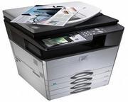 Máy Photocopy màu Sharp MX - 2010U