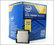 Intel® Pentium® G3440: 3.30GHz (2 cores/2 threads), 3MB Cache,Socket 1150