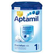 Sữa Aptamil Anh số 1 - 900g (hàng nội địa Anh)