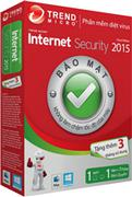 Phần mềm diệt virus Trend Micro Titanium Internet Security