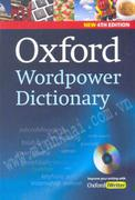 Oxford Wordpower Dictionary - New 4th Edition