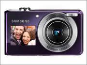 Máy ảnh Samsung PL101 12.2 Mp có 02 màu tím và hồng