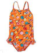 Áo bơi Roxy Kids bé gái hàng USA Size 2t