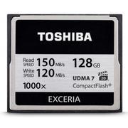 Thẻ Nhớ CompactFlash (CF) ToShiBa Exceria 128GB 1000X