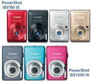 Máy ảnh Canon PowerShot SD780 IS