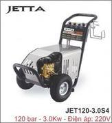 Máy rửa xe cao áp Jet 120-3.0S4