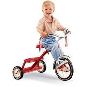 Xe đạp 3 bánh 2 tầng màu đỏ Radio Flyer RFR 33