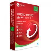 Phần mềm diệt virus Trend Micro internet security 1PC/1Y