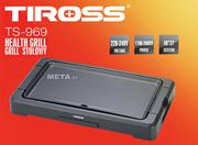 Lò nướng thân inox Tiross TS969