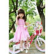 Xe đạp Star 16 Màu Hồng