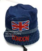 Mũ bò cờ Anh