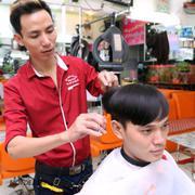 Hair Salon & Spa Hồng Tin Tin - Trọn Gói Làm Tóc Cao Cấp Bằng L'Oreal - Tặng Hấp Dầu + Đắp Mặt Nạ