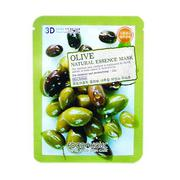 Mặt nạ dưỡng da chiết xuất tinh chất thiên nhiên Olive - Vacci Foodaholic Natural Essence Mask