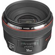 Ống kính EF50mm f/1.2 L USM Canon