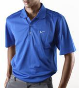 Áo Golf Nike Nam Stretch Tech Solid Polo 417454-491 417454-491