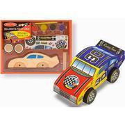 Bộ tô màu và thiết kế xe đua số 30 bằng gỗ ME2370