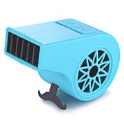 Home Office Desk Table Whistle Style Portable Mini Handheld Rechargeable USB Cooling Fan with Hang R...