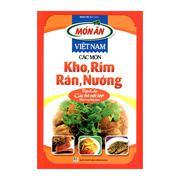 Món Ăn Việt Nam Các Món: Kho, Rim, Rán, Nướng