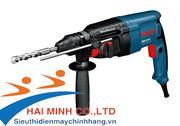 Máy Khoan Bosch GBH 2-26E (800W)