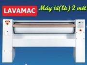 Máy ủi phẳng LAVAMAC 2 mét mg000103