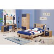 Bộ giường ngủ, kệ đầu giường, tủ quần áo, bàn học 2011#