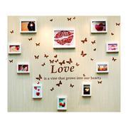 Bộ khung ảnh chữ Love 2 BinBin KA16 (Nhiều màu)