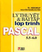 Lý Thuyết Và Bài Tập Lập Trình Pascal 5.5 - 6.0