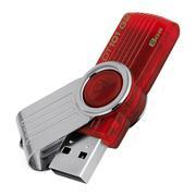 USB 2.0 Kingston DT101 G2 8GB Đỏ