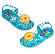 Anna and Elsa Jelly Sandals for Kids