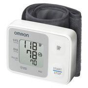 Máy đo huyết áp cổ tay Omron HEM-6121 (Trắng)(…)