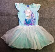 Đầm Bé Gái Disney Frozen 4t