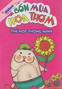 Thẻ học thông minh - Bốn mùa hoa thơm ( Độ tuổi 3 +)